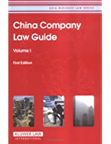China Company Law Guide (Asia Business Law)