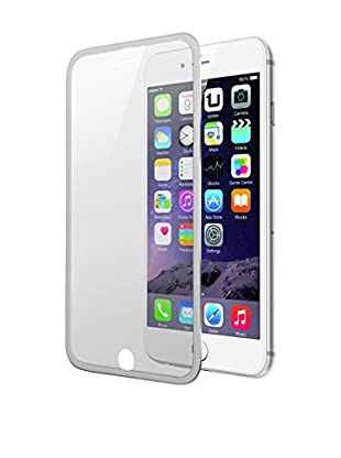 Unotec Schutzfolie Edge iPhone 6 / 6S grau
