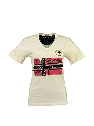 Geographical Norway Camiseta Manga Corta Juliettes