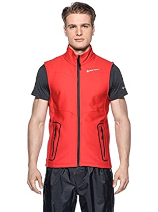 Great Escapes Gilet Suphan (Rosso)