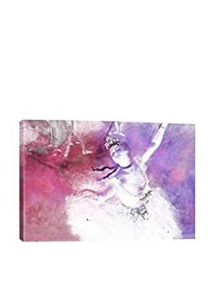 The Star V Gallery Wrapped Canvas Print