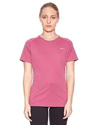 Craft T-Shirt Active Run (Fucsia)