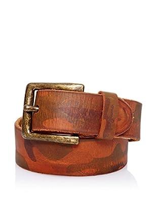 Pepe Jeans London Cinturón Camo Belt (Marrón)