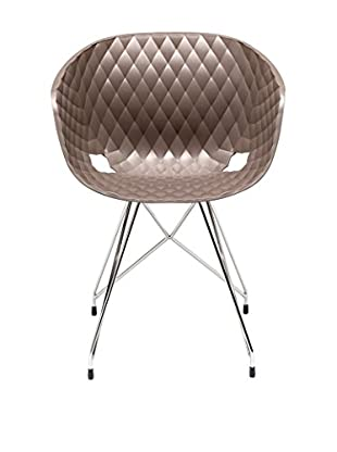 Metalmobil Stuhl Unika-596 braun