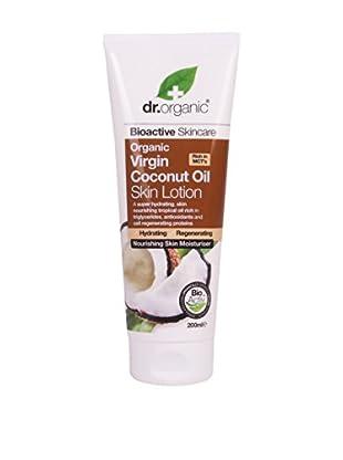 Dr Organic Lozione Corpo Virgin Coconut Oil 200 ml