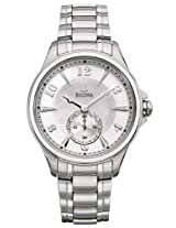 Bulova Adventurer Diamond Stainless Steel Ladies Watch 96P116