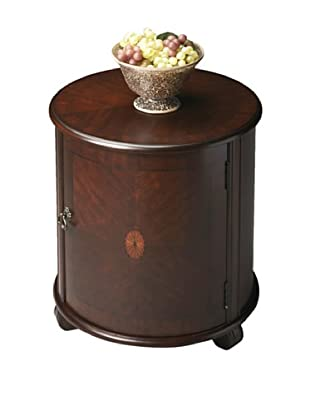 Butler Specialty Company Drum Table, Plantation Cherry