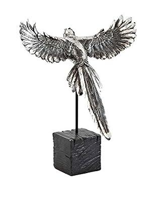 Silver Bird Statue III
