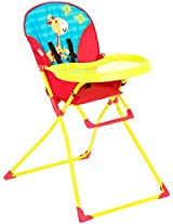 Hauck Mac Baby High Chair - Multicolour