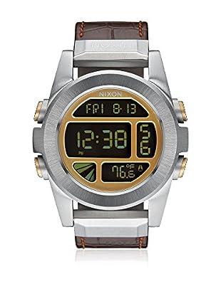 Nixon Uhr mit japanischem Mechanikuhrwerk Man A946-1887 44.5 mm