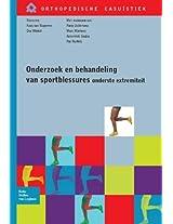 Onderzoek en behandeling van sportblessures van de onderste extremiteit (Orthopedische Casuïstiek)