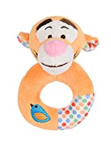 Disney MBE-WDP0162 Tigger Squeaker Ring Rattle 5-inch