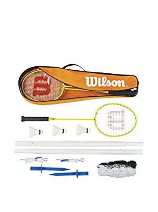 Wilson Badminton-Set  orange