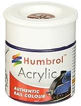 Humbrol Acrylic Paint, EWS Red