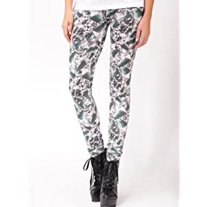 Printed Super Stretchy Jeggings