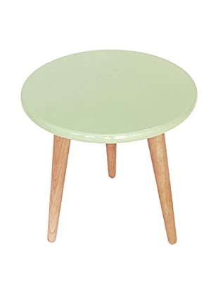 Lacquer Stools (Mint Green)