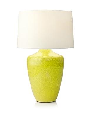 Snap Table Lamp, Yellow
