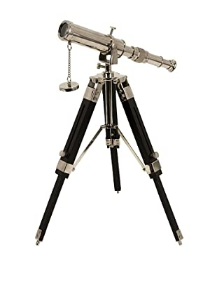 Expedition Voyager Tabletop Telescope, Black\/Silver