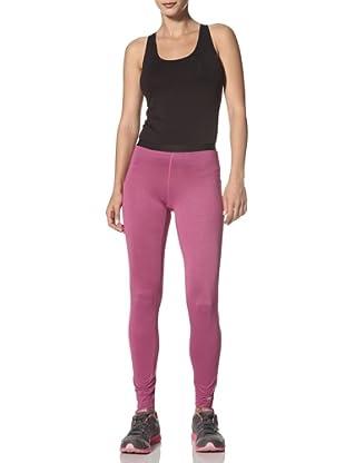 New Balance Women's Miss Long Jane Tights (Vivid Viola)