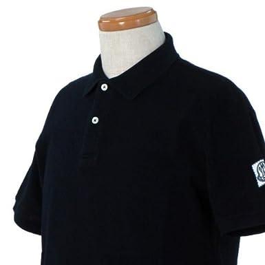 モンクレール メンズ ポロシャツ MONCLER ネイビー