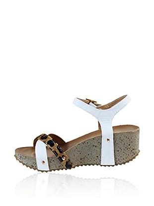 TOM&EVA Keil Sandalette
