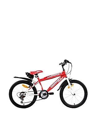 Schiano Fahrrad 20 Hornet 06V rot