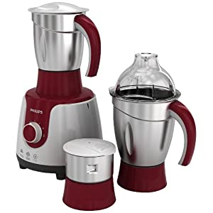 Philips HL 7710 600-Watt 3-Jar Mixer Grinder