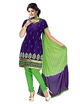 AASRI Women Wedding Wear Embroidered Salwar Suit 5010