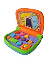 Mee Mee Fun Learning Laptop, Multi Color