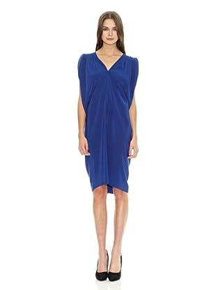 Mango Kleid Morada (Blau)