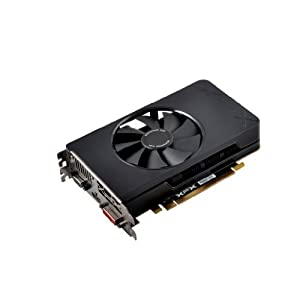 XFX Radeon R7 250 1050MHz 1GB DDR5 Boost Ready HDMI DVI VGA Graphics Cards R7250AZNF4