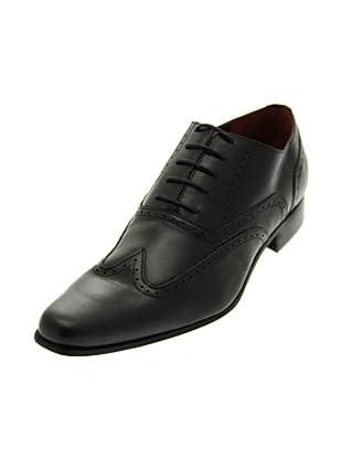 Pascal Morabito Zapato cordón Reolan (Negro)