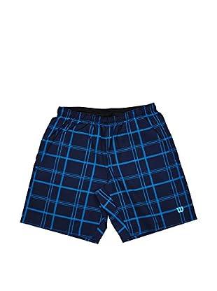 Wilson Shorts B Rush Plaid 8 Short Mnyg