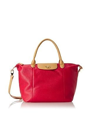 Charles Jourdan Women's Dee Tote Bag, Red