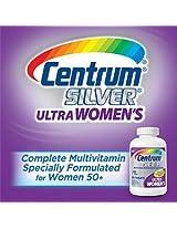 Centrum Silver Multivitamin, Multimineral Tablets for Women 50+ - 250 each
