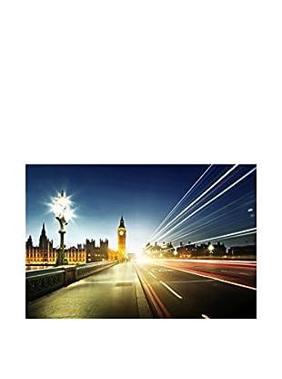 Legendarte Leuchtbild Notte Monumentale 60X90 Cm mehrfarbig