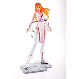 MON-SIEUR BOME COLLECTION No.14 DEAD OR ALIVE かすみ KASUMI WHITE Ver. ( PVC塗装済完成品 )