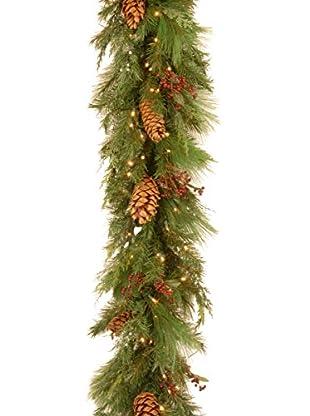 National Tree Company 6' White Pine Garland