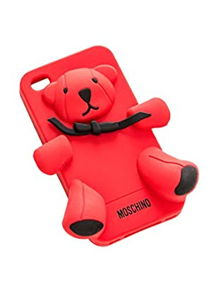 MOSCHINO Case iPhone 4/4S rot