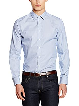 Hackett London Camisa Hombre Mini Bengal Str Selvedge