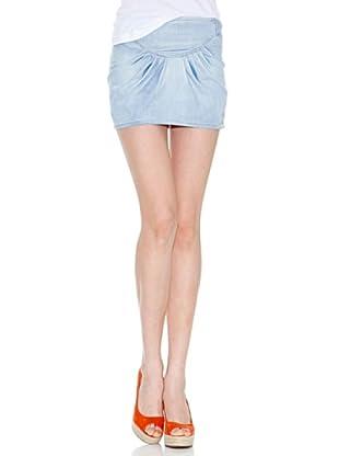 Lois Falda Holy (Azul Claro)