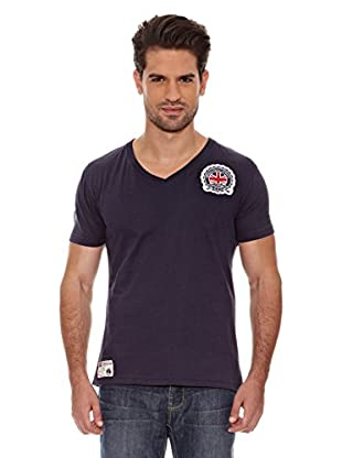 Geographical Norway Camiseta Jeylan Ss Men 202 (Marino)