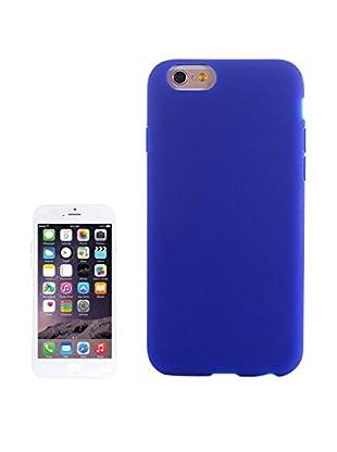 Unotec Case Silikon blau iphone 6
