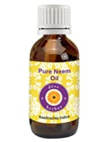 Pure Neem Oil - Azadirachta Indica 100ml