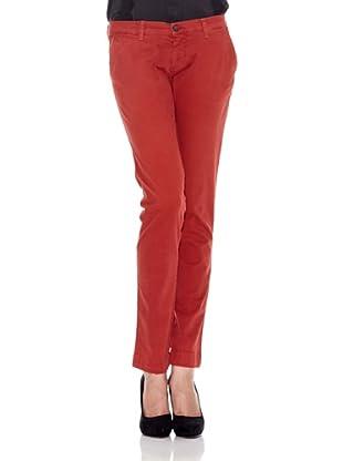 Pepe Jeans London Pantalón Maurice (Rojo)
