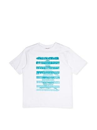 Original Penguin Camiseta Gradient (Blanco)