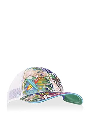 Robert Graham Men's Beadle Cap (Green)