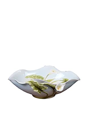 Unicorn Studio Calla Lily Oval Bowl