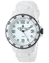 Burgmeister Men's BM603-586B White Sport Analog Watch