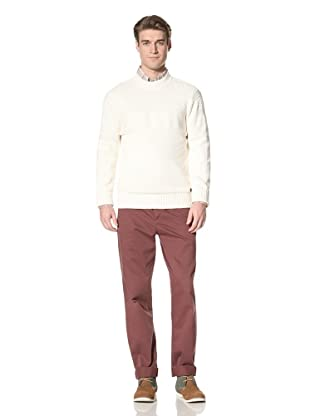 Ben Sherman Men's Sweater (Starch)